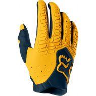 Fox Racing 2019 Pawtector Glove Navy/Yellow