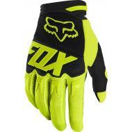 Fox Racing 2020 Dirtpaw Glove Race Fluorescent Yellow