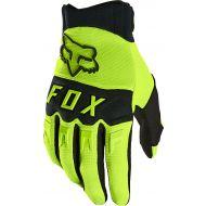 Fox Racing 2021 Dirtpaw Glove Flo Yellow