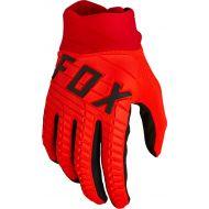 Fox Racing 360 Glove Flo Red