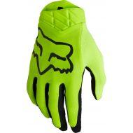 Fox Racing Airline Glove Flo Yellow