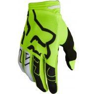 Fox Racing 180 Skew Glove Flo Yellow