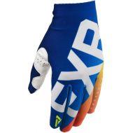 FXR 2020 Slip-On Lite MX Glove Blue/Navy Fade