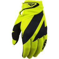 FXR 2020 Clutch Strap MX Glove Hi Vis/Black