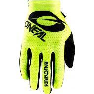 O'Neal 2020 Matrix Glove Stacked Neon Yellow
