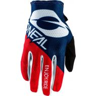 O'Neal 2020 Matrix Glove Stacked Blue/Red