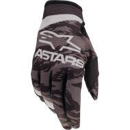 Alpinestars 2022 MX Radar Gloves Black/Gray