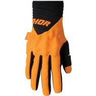 Thor 2022 Rebound Gloves Flo Orange/Black