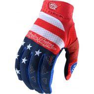 Troy Lee Designs Air Glove Stripes & Stars Red
