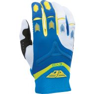 Fly Racing 2017 Evo Glove Blue/Yellow/White