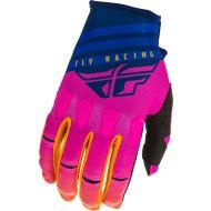 Fly Racing 2020 Kinetic K220 Glove Midnight/Blue/Orange