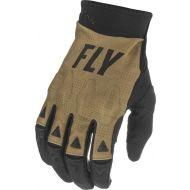 Fly Racing 2021 Evolution DST Gloves Khaki/Black/Red