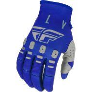 Fly Racing 2021 Kinetic K121 Gloves Blue/Navy/Grey