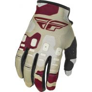 Fly Racing 2021 Kinetic K221 Gloves Stone/Berry