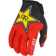 Fly Racing 2021 Rockstar Gloves Black/Red/Yellow