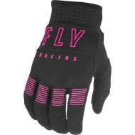 Fly Racing 2021 F-16 Gloves Black/Pink