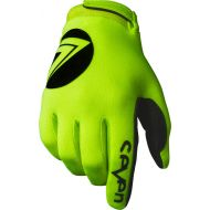 Seven 18.1 Annex 7 Dot Youth Gloves Flow Yellow