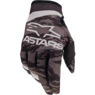 Alpinestars 2022 MX Radar Youth Gloves Black/Gray