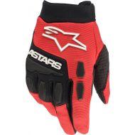 Alpinestars 2022 MX Full Bore Youth Gloves Bright Red/Black