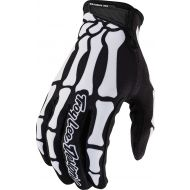 Troy Lee Designs Air Youth Glove Skully Black/White