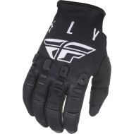 Fly Racing 2021 Kinetic K121 Youth Gloves Black/White