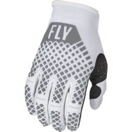 Fly Racing 2022 Kinetic Youth Gloves White