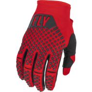 Fly Racing 2022 Kinetic Youth Gloves Red/Black
