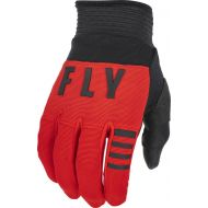 Fly Racing 2022 F-16 Youth Gloves Red/Black