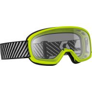 Scott Buzz Youth Goggle Yellow W/Clear Lens