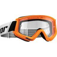 Thor 2020 Combat Youth Goggle Flo Orange