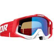 Thor 2020 Sniper Pro Goggle Fader Red/White