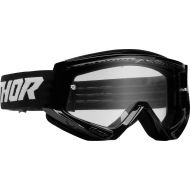 Thor Combat Racer Goggles Black/White