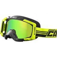 Castle X Sno Stage Blackout Snowmobile Goggles Hi-Vis