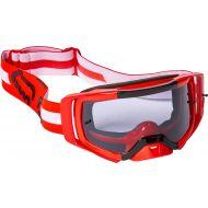 Fox Racing Airspace Merz Goggle Flo Red - Dark Grey Lens