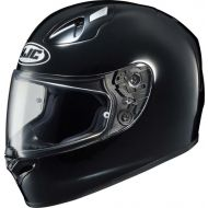 HJC FG-17 Helmet Solid Black
