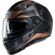 HJC i70 Eluma Helmet Black/Bronze