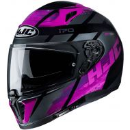 HJC i70 Reden Helmet Purple/Back