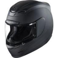 Icon Airmada Helmet Rubatone Matte Black