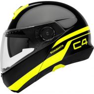 Schuberth C4 Modular Helmet Pulse Black
