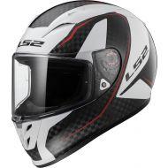 LS2 Helmets Arrow C Evo Helmet Carbon Fury White