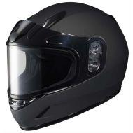 HJC CL-YSN Youth Snowmobile Helmet Matte Black
