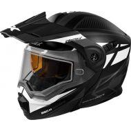 Castle X CX950 Blitz Snow Helmet Matte Black/White