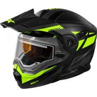 Castle X CX950 Blitz Electric Snow Helmet Matte Black/Hi-Vis