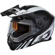 Castle X CX950 Snow Helmet Task Matte White/Black