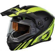 Castle X CX950 Snow Helmet Task Matte Hi-Vis/Black