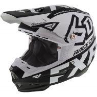 FXR 6D ATR-2 Race Division Helmet White/Black
