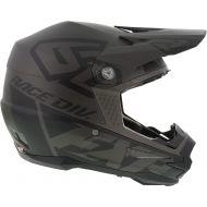 FXR 6D ATR-1 Helmet Black/Charcoal/Grey
