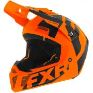 FXR Clutch CX Helmet Orange/Black