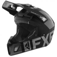 FXR Clutch Evo Helmet Black Ops