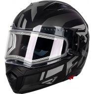 FXR Maverick Modular Team Helmet w/Electric Shield Black Ops